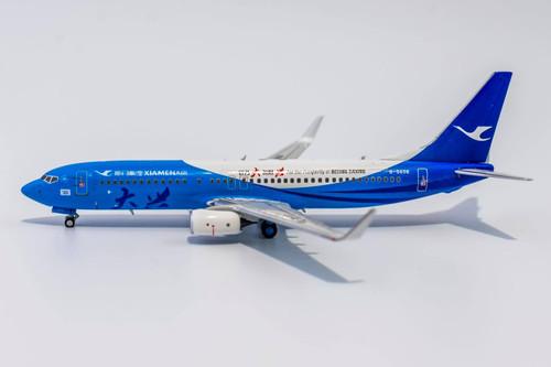 "NG Models 1:400 Xiamen Airlines 737-800 ""Beijing Daxing"""
