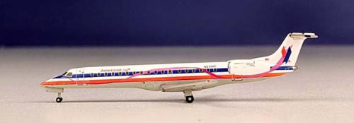 JC 1:400 American ERJ-145 Pink Ribbon