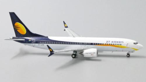 JC400 1:400 Jet Airways 737-Max-8