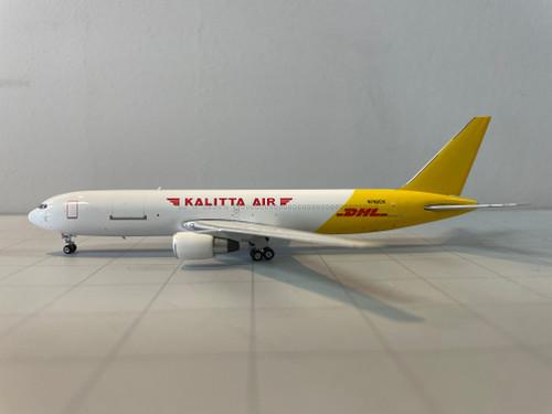 Phoenix 1:400 Kalitta Air 767-300ER  (DHL Livery, N762CK)