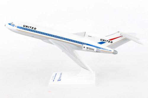 Skymarks 1/150 United 727-100 Museum