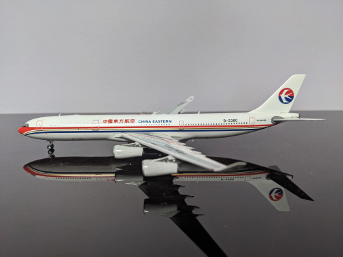 Aviation400 China Eastern A340-300