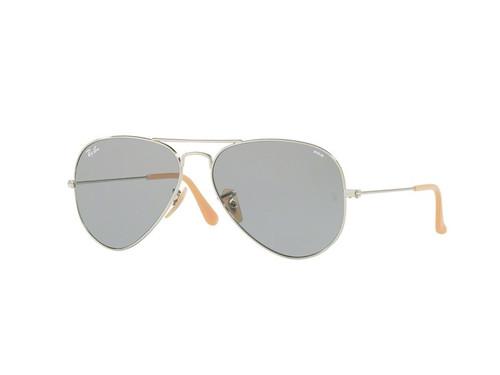 Ray-Ban Washed Evolve Silver Non-Polarized Sunglasses