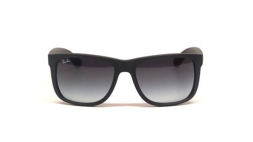 Ray-Ban Justin Classic Black frame Grey Gradient Sunglasses