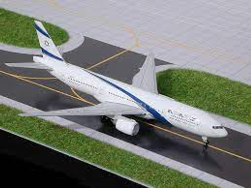 Gemini Jets 1:400 El-Al 777-200