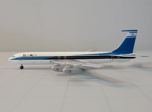 Aeroclassics 1:400 El-Al 707-320