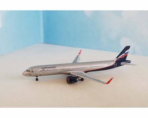 Aeroclassics 1:400 Aeroflot A321NEO