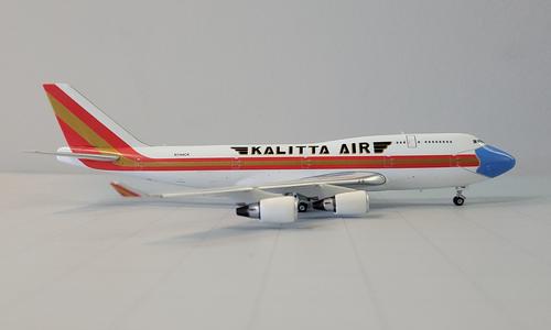 "Phoenix 1:400 Kalitta Air 747-400 ""Mask Livery"""