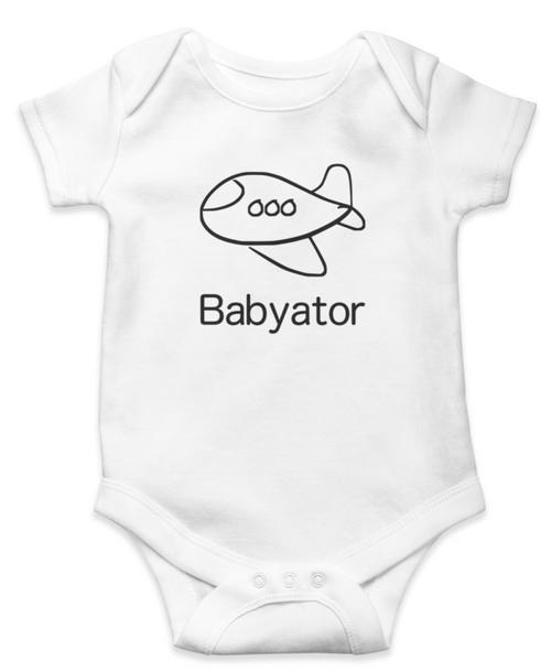 Babyator Onesie