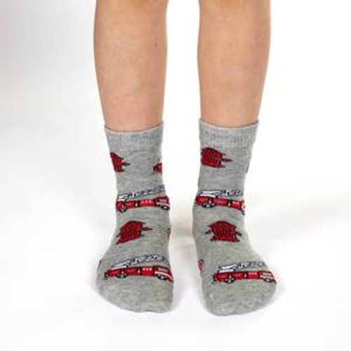 Airplanes and More, 3-Pack Kids Socks