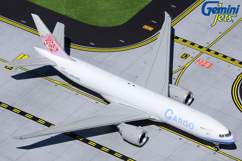 Gemini Jets 1:400 China Airlines Cargo 777F