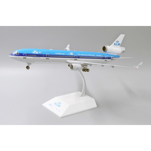 """JC200 1:200 KLM MD-11 """"The World is Just a Click Away"""""""