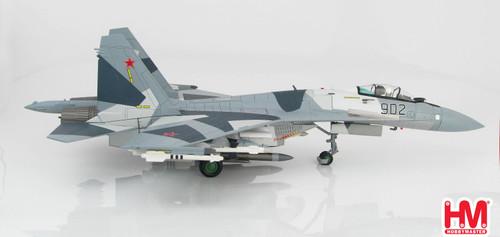 "HobbyMaster 1:72 SU-35 Flanker Russian Air Force ""2009 Airshow"""