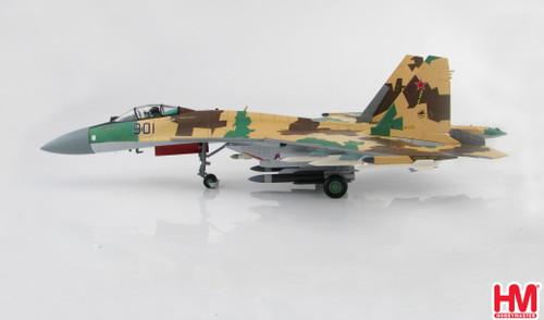 "HobbyMaster 1:72 SU-35 Flanker Russian Air Force ""2007 Airshow"""