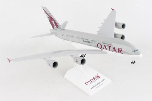 Skymarks 1:200 Qatar A380 w/Gear
