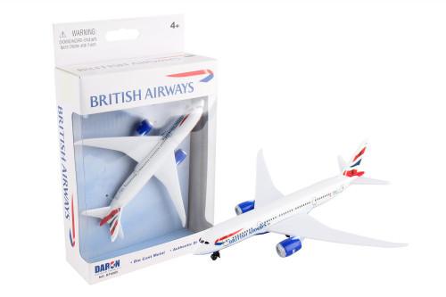British Airways 787 Single Plane