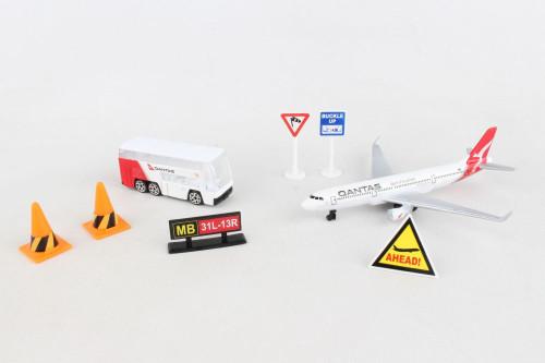 Qantas Airport Small Playset