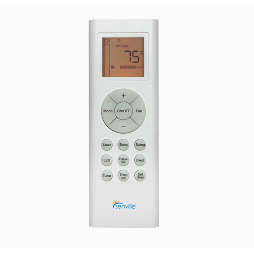 Remote Control for Senville (All Models)