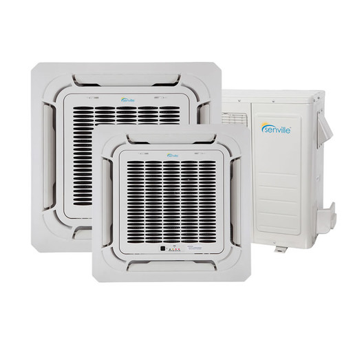 28000 BTU Dual Zone Ceiling Air Conditioner - Heat Pump - SENA/30HF/DIC