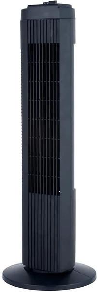"Senville Oscillating Tower Fan 27"", 3 Speed, 60° Oscillation, Compact"