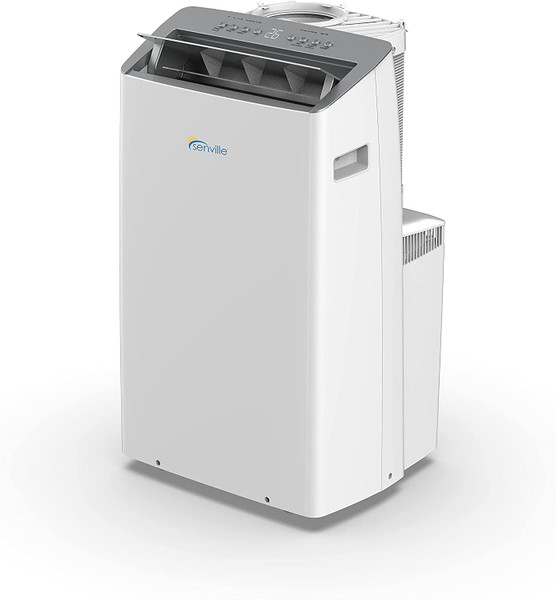 Senville 10000 BTU Portable Air Conditioner with Dehumidifier, Fan, Remote Control
