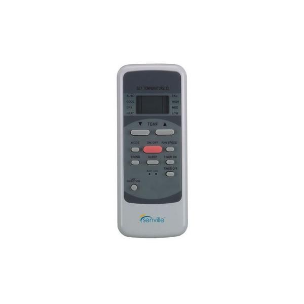Remote Control for Senville LETO (CD)