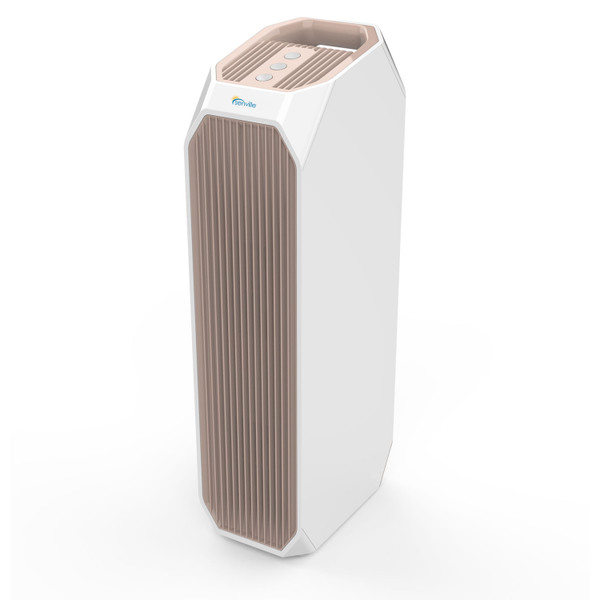 Air Purifier with True HEPA Filter - SENAP-W36US