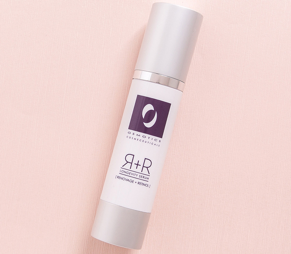 Everyone  Needs  a  Little  R+R  (Renovage  +  Retinol)