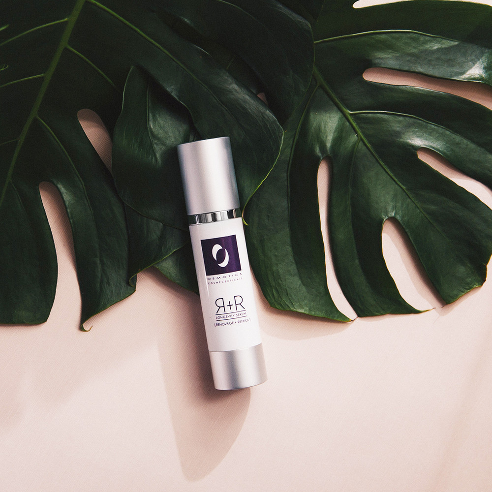 How Does R+R (Renovage + Retinol) Longevity Serum Benefit Skin?
