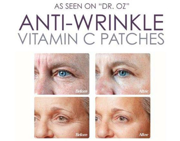 Anti-Wrinkle Vitamin C Patches