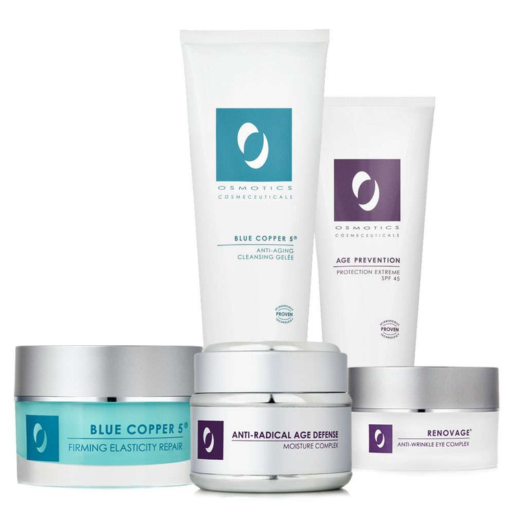 4 Step Anti-Aging Collection ~ Norm/Dry Skin