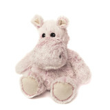 Warmies Cozy Plush Marshmallow Hippo Microwavable Toy