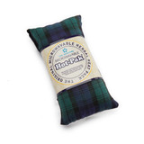 Intelex Blackwatch Green Tartan Hot Pak Lavender Wheat Bag