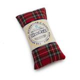 Intelex Royal Stewart Red Tartan Hot Pak Lavender wheat bag