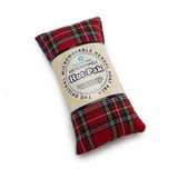 Intelex Royal Stewart Red Tartan Hot Pak Lavender wheat bag