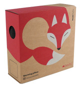Noah the Fox Unscented Heatable Neck Warmer Pillow