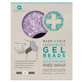 Aroma Home Therapeutic Gel Beads Knee Wrap Lavender Packaging