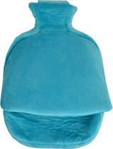 Jade Fleece Single Pouch Hot Water Bottle Foot Warmer