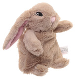 Snuggables Bunny Rabbit Microwaveable Wheat Pack Toy