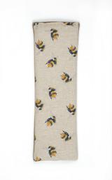 Bumble Bees 100% Natural Cotton & Fleece Wheat Bag
