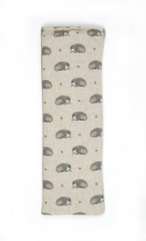 Hedgehogs 100% Natural Cotton & Fleece Wheat Bag