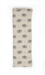 Hedgehogs 100% Natural Cotton & Fleece Wheat Bag