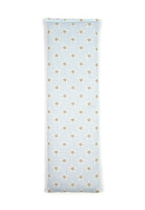 Pale Blue Multi Stars 100% Natural Cotton Wheat Bag