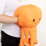 Cozytime Octopus Fluffy Faux Fur Giant Hand Warmer