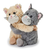 Warmies Cozy Plush Warm Hugs Kittens Mini Fully Microwavable Toys