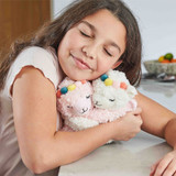 Warmies Cozy Plush Warm Hugs Llamas Mini Fully Microwavable Toys