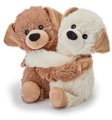 Warmies Cozy Plush Warm Hugs Puppies Mini Fully Microwavable Toys