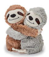 Warmies Cozy Plush Warm Hugs Sloths Mini Fully Microwavable Toys