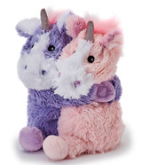 Warmies Cozy Plush Warm Hugs Unicorns Mini Fully Microwavable Toys