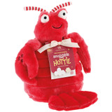 Aroma Home Lobster Snuggable Hottie Heatable Toy